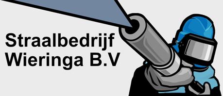 Straalbedrijf Wieringa logo